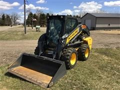 2016 New Holland L228 Skid Steer