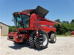 2010 Case IH 7088 Axle-Flow 2WD Combine
