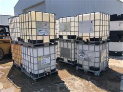 Schutz 250-Gallon Steel Cage Totes
