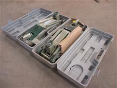 AC Delco 3 Ton Hi Lift Floor Jacks In Truck Stowaway Cases