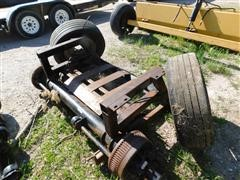 Dexter Cheater Tag Axle