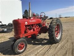1942 International Farmall M 2WD Tractor