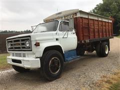 1981 GMC S/A Grain Truck