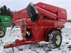 2011 EZ Trail 510 Red Grain Cart