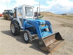 1992 Ford 1920SS MFWD Tractor
