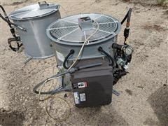 "2014 GSI VHD-26-LP 26"" Liquid Propane Deluxe Grain Bin Heater"