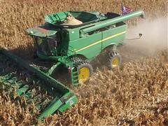 Bish SuperCrop Row Crop Header For Use Up To 1,000 Acres