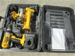 DeWalt 14.4v Cordless Power Tools