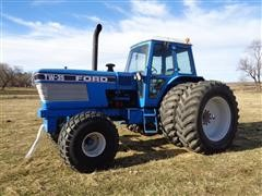Ford TW-35 Row Crop 2WD Tractor
