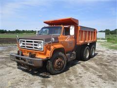 1986 GMC 7000 T/A Dump Truck