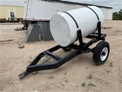 Shop Built S/A Fuel Trailer