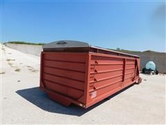 2000 Aulick 2057 Steel Grain/Silage Box