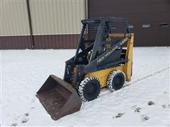 New Holland L250 Skid Steer
