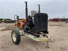 Chevrolet Vortec 262 8LT Power Unit W/Pump On Cart