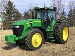 2009 John Deere 7930 MFWD Tractor