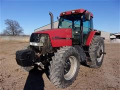 1998 Case IH MX110 MFWD Tractor