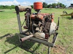 Chrysler 413 Irrigation Engine