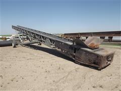 Goodfellow Radial Stacking Aggregate Conveyor