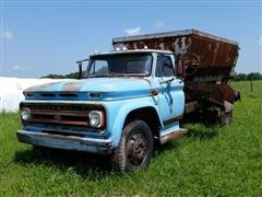 1966 Chevrolet Silage/Feed Mixer Truck