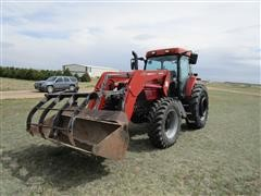 1997 Case IH MX135 MFWD Tractor