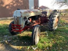 Ford 8N 2WD Tractor