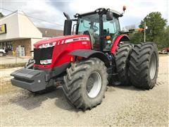 2014 Massey Ferguson 8660 MFWD Tractor