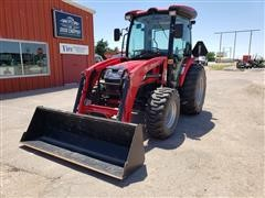 2015 Mahindra 3550P HST Compact Utility Tractor