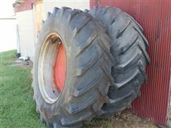 BF Goodrich 20.8R38 Tires & Rims