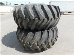 Alliance Yield Master Grain Cart Tires And Rims