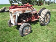1955 Ford 860 2WD Tractor