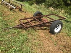 2-Wheel Steel Trailer