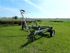 1993 Kosch MB 18 Double Sickle Bar Trail Mower