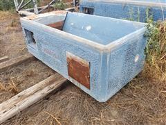 """Johnson Concrete Products 72"""" Constant Flow Waterer"""