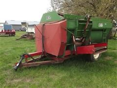 Farm Aid 340CF Feeder/Mixer Wagon