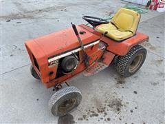 Allis-Chalmers 710 Lawn & Garden Tractor (INOPERABLE)