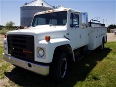 1986 International 1654 Service Truck