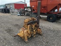 Minneapolis-Moline 336A-4A Power Unit