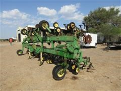 John Deere 845 3 Section Row Crop Cultivator