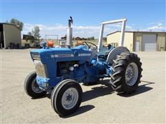 1972 Ford 4000 2WD Tractor