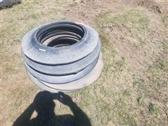 Rubber Bases For Construction Barrels