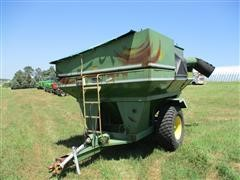 EZ Trail Flow EZ 475 Grain Cart
