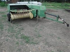 1978 John Deere 336 Wire Tie Small Square Baler