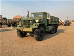 1969 Kaiser 5 Ton T/A Military Flatbed Truck