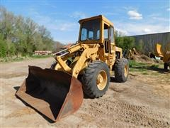 International Hough H60 Wheel Loader
