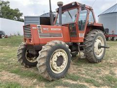 1983 Hesston 1180DT MFWD Tractor