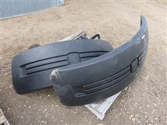 John Deere 8120 Front Fenders