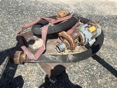 """Berkeley D3TPM 6 1/2"""" Centrifugal Pump"""