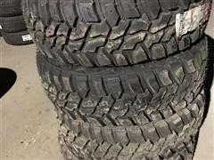 Mastercraft Courser MXT LT265/70R-17/E Tires