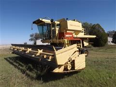 1984 New Holland TR85 Combine W/ Header