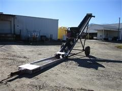 Adams Dry Fertilizer Conveyor